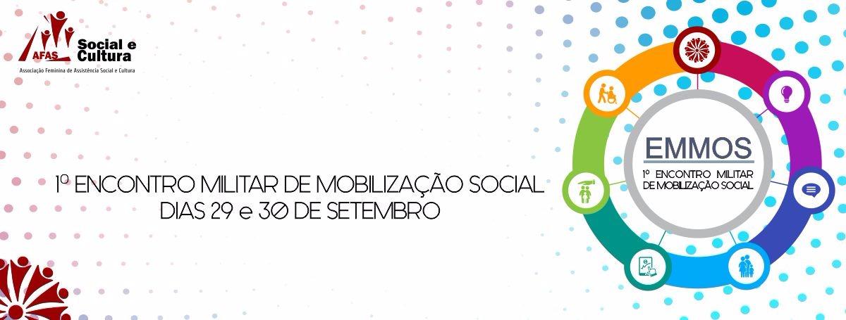 1º Encontro Militar de Mobilização Social